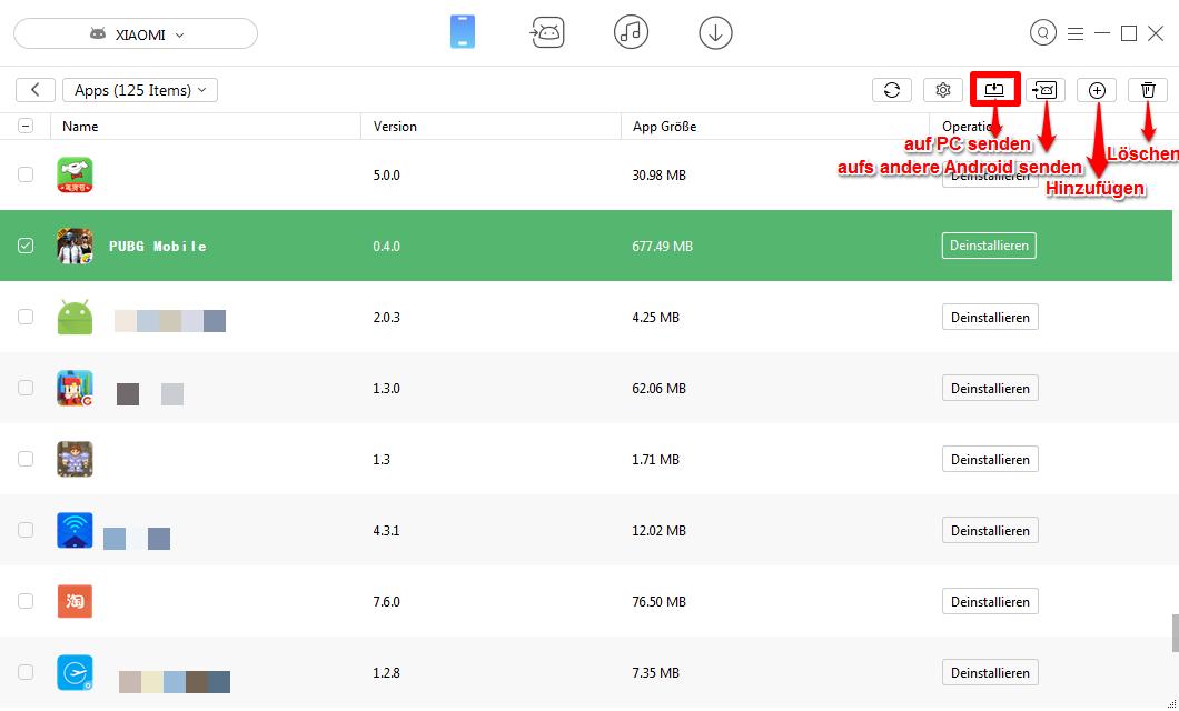 Android App auf PC installieren - Schritt 3