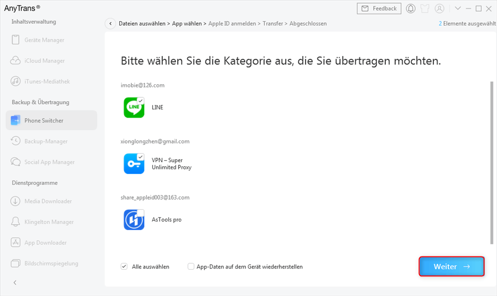 anytrans-app-uebertragen-weiter