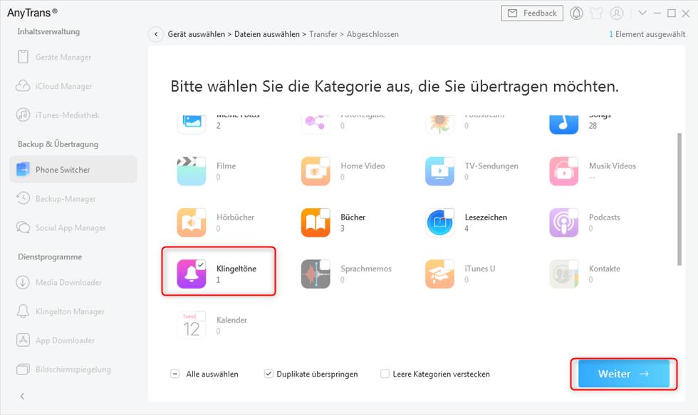 anytrans-phoneswitcher-klingelton-uebertragen