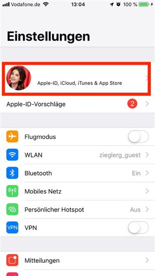 apple-id-waehlen