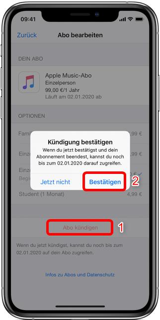 apple-music-abonnement-kuendigen