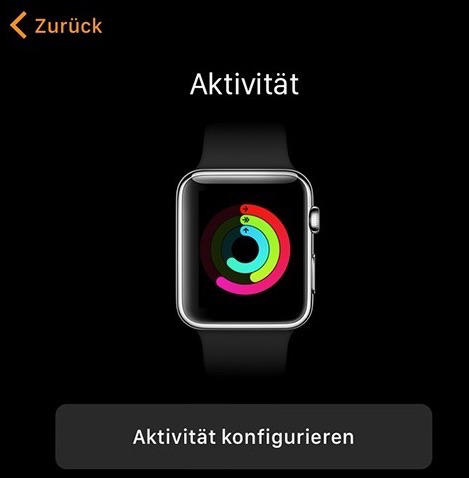 apple watch series 3 1 einrichten mit iphone koppeln. Black Bedroom Furniture Sets. Home Design Ideas