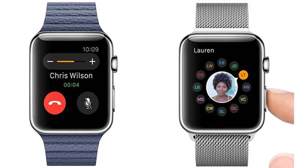 Apple Watch Tipps und Tricks – Anrufen mit Apple Watch Series 4/3