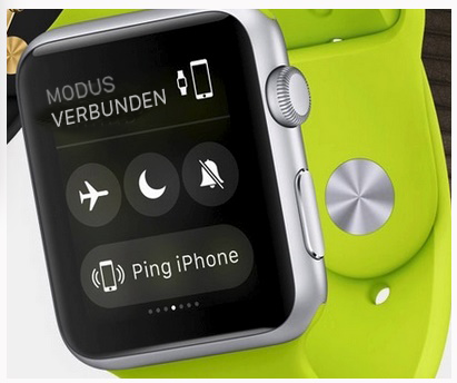 Apple Watch Tipps – Ping Ihr iPhone mit Apple Watch