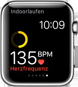 Apple Watch Tipps und Tricks – Herzfrequenz überprüfen