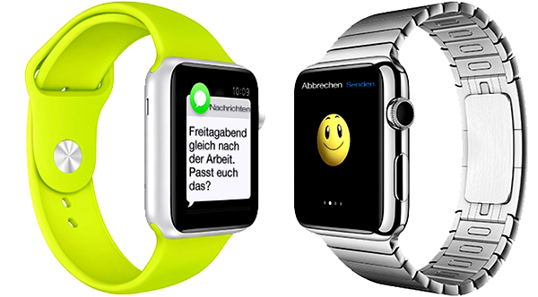 Apple Watch Series 4/3 Tipps und Tricks – SMS empfangen und senden