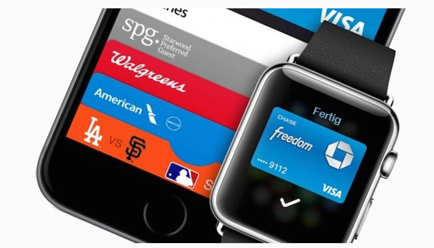 Apple Watch Series 3 – Apple Pay einrichten