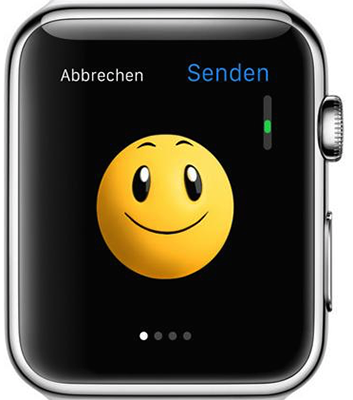Apple Watch Tipps – Animated emoji