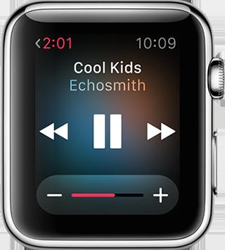 Watch Series 4/3 Tipps und Tricks – Musik hören