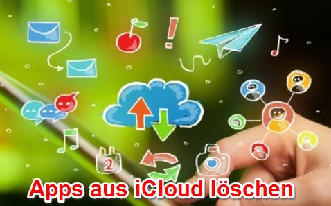 iCloud Apps löschen