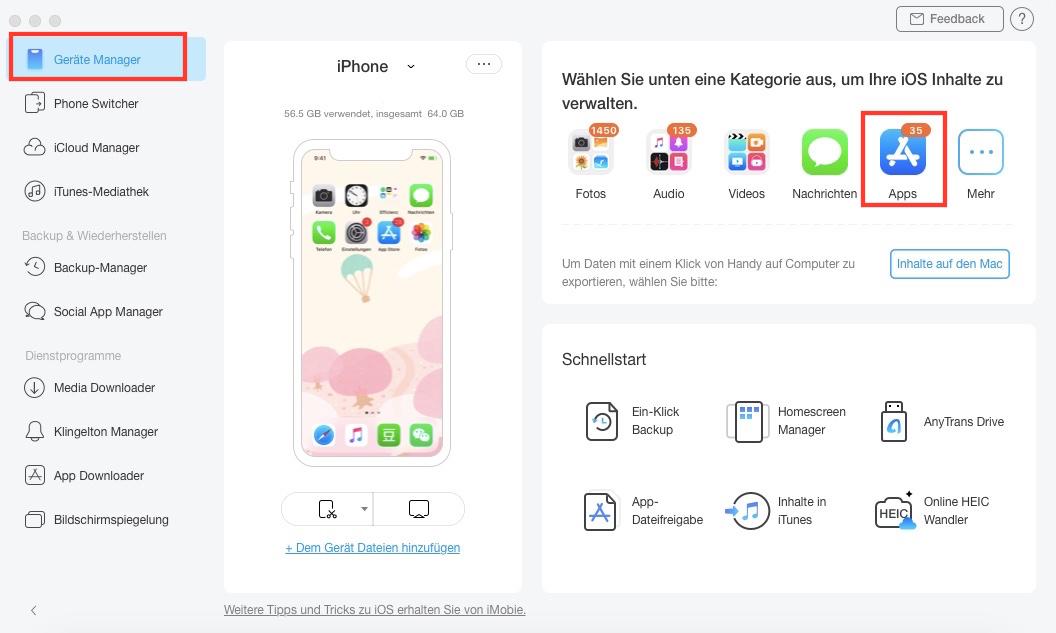 apps-unter-geraete-manager-klicken