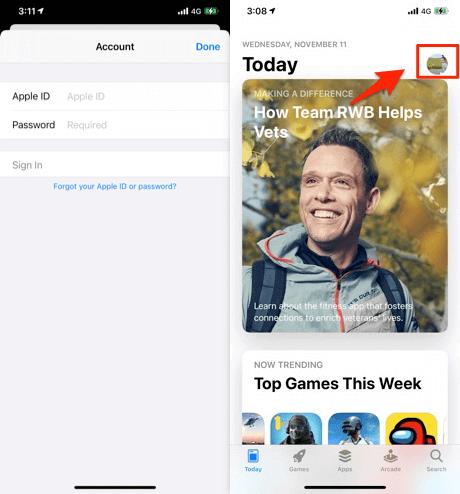 apps-von-iphone-zu-iphone-apple-id-anmelden