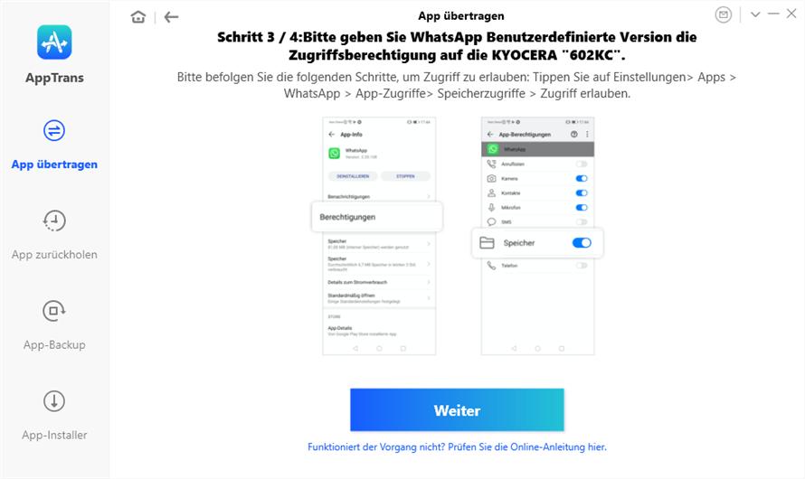 apptrans-whatsapp-speicherzugriffe-erlauben
