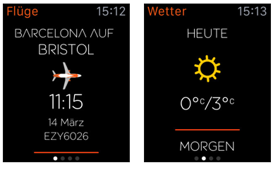 Beste Apps von Apple-Watch – EasyJet