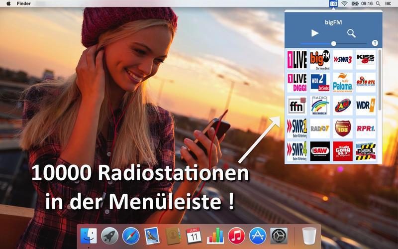 Radio FM - beste App von Mac