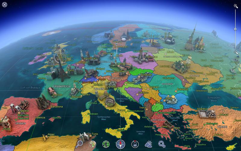 Erde 3D - Top App für Mac