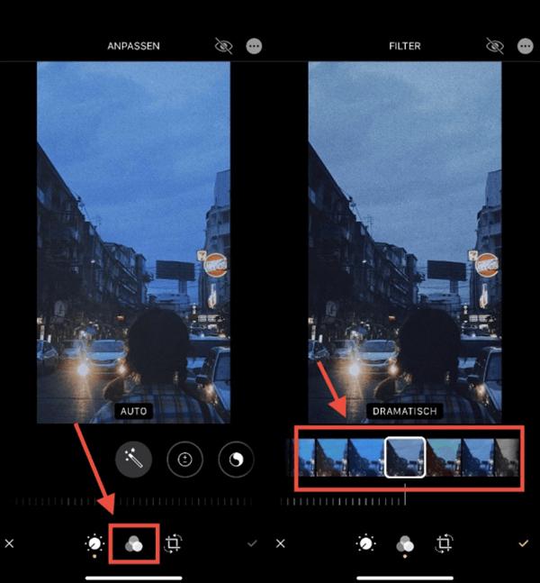bildbearbeitung-iphone-filter