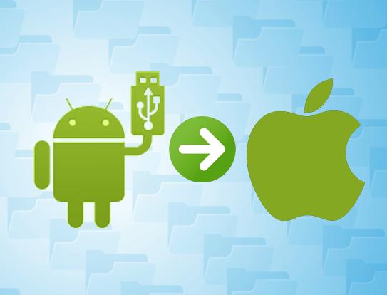 Bilder von Android auf Mac direkt übertragen