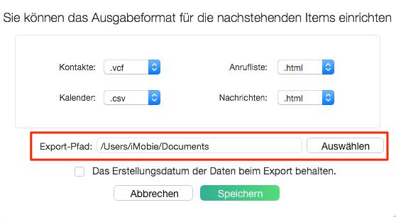 Android Bilder auf Mac - einstellen