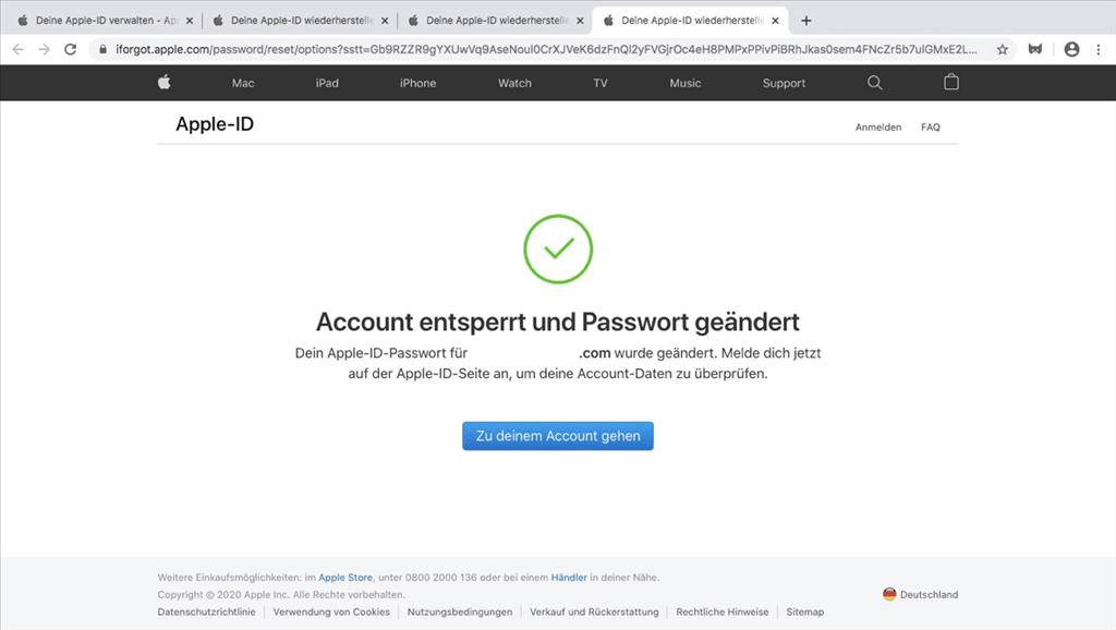 danach-apple-id-passwort-geaendert