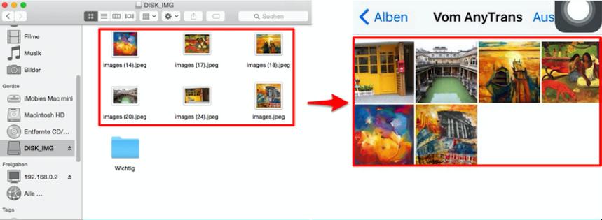 Dateien auf iPad übertragen – vom USB-Stick