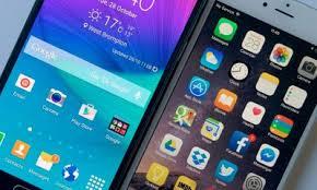 Android Daten auf iPhone
