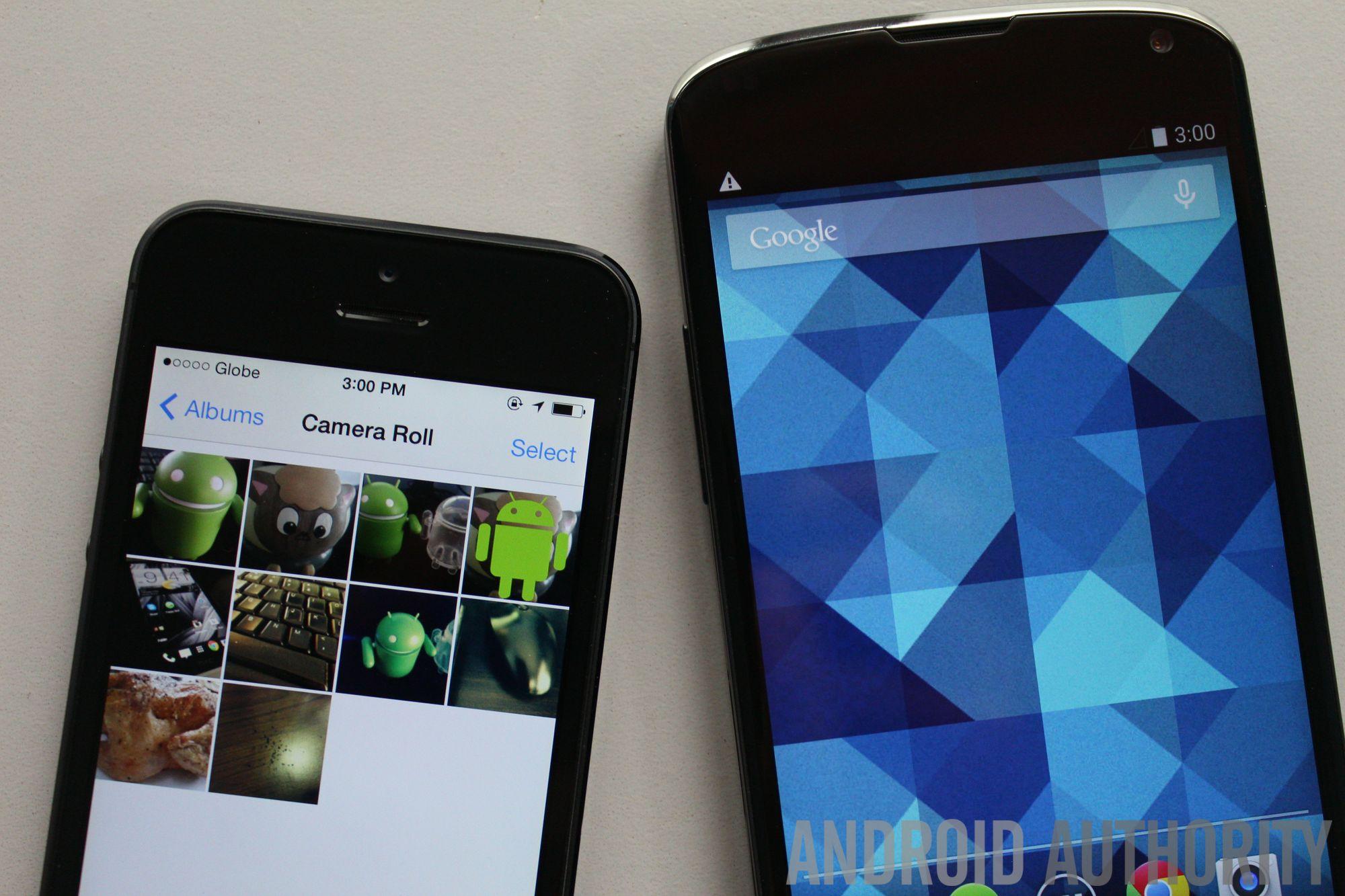 kann man daten vom iphone auf samsung übertragen
