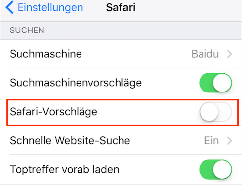 iOS 9/9.1/9.2/9.2.1/9.3/9.3.2/9.3.3 Probleme – Safari Abstürze