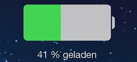 iPhone/iPad Update Probleme: Akku zu schnell verbraucht wirdf