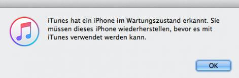 iOS 10/10.2/10.2 Downgrade ohne PC: DFU Modus einloggen – Schritt 3