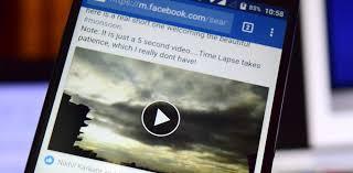 Facebook Videos herunterladen