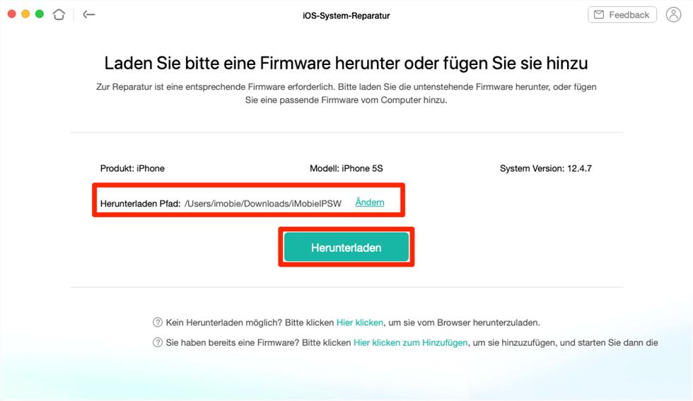 firmware-automatisch-herunterladen