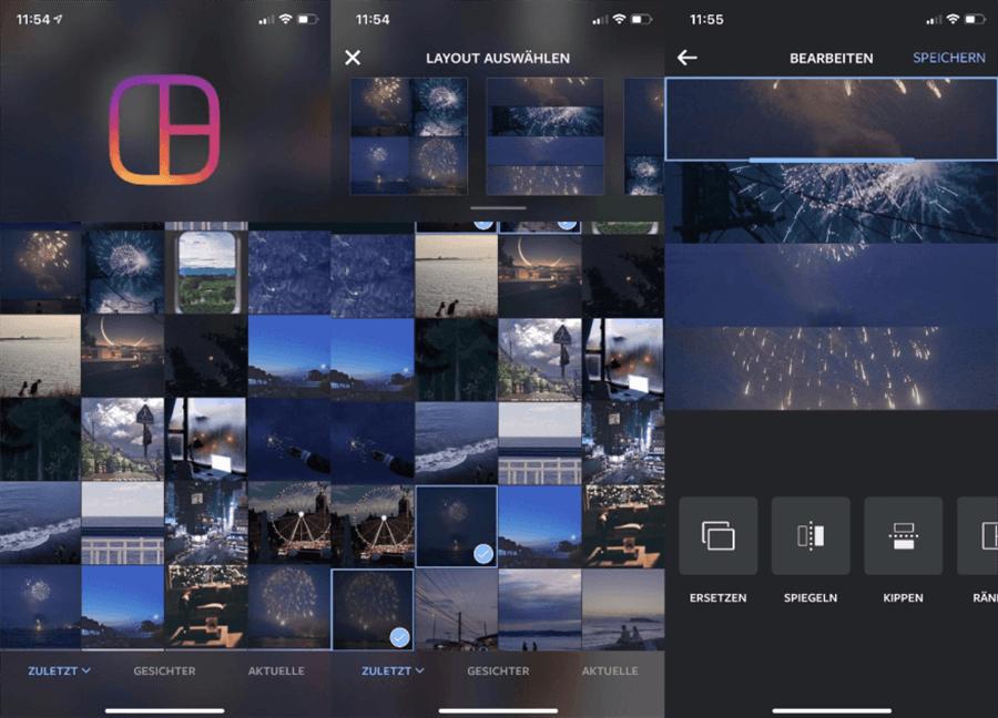 fotocollage-machen-mit-layout-von-instagram