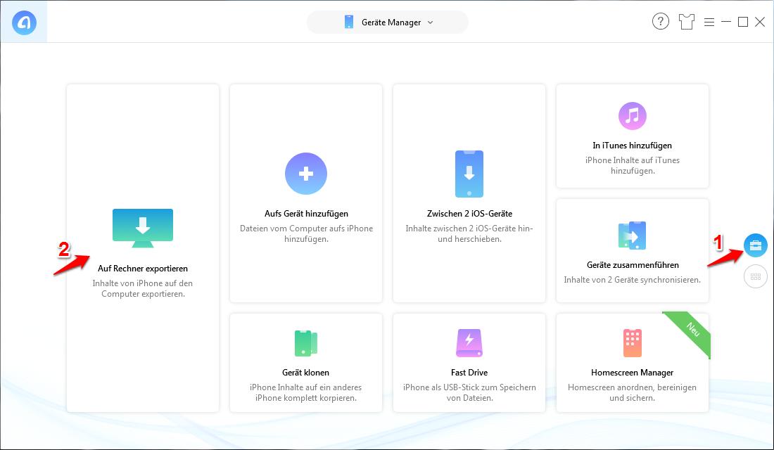 fotos vom iphone auf mac übertragen und löschen