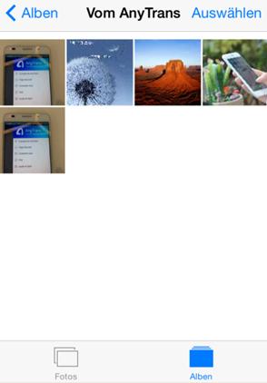 Fotos von iCloud auf iPhone – auf iPhone prüfen