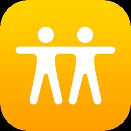 Freunde App Standort nicht verfügbar