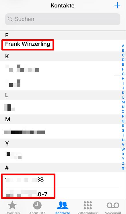 Gelöschte kontakte wiederherstellen iphone 4 ohne backup