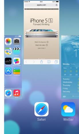 Problem von iOS 8 – gefrorene Touchscreen