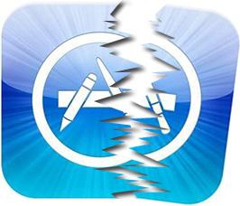 Problem von iOS 8 – Absturz von App