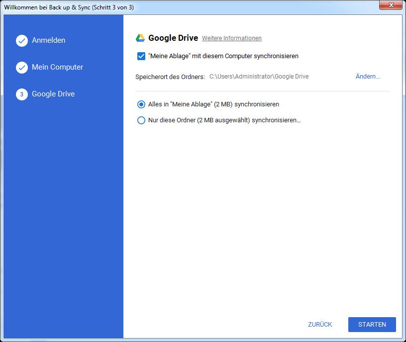 google-drive-mit-conmputer-backup-sichern