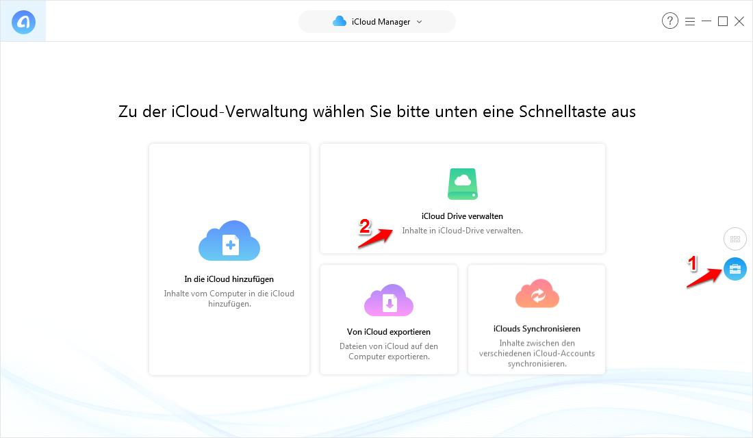 iCloud Drive deaktivieren – iCloud Dateien sicher herunterladen