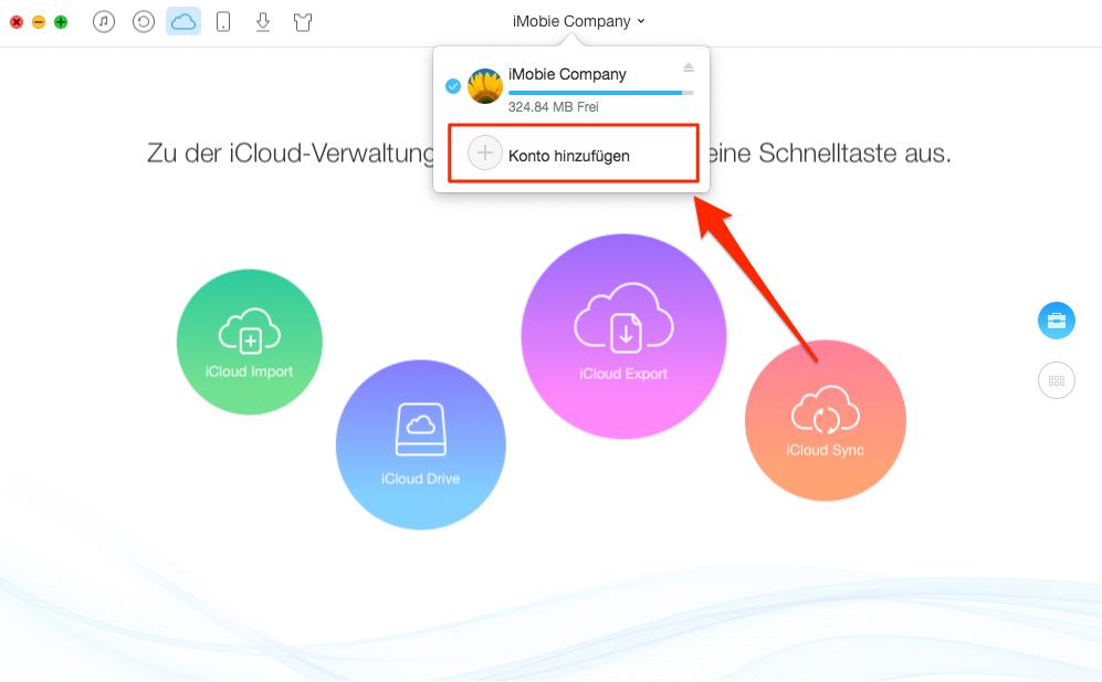 iCloud Erinnerungen leicht teilen – Schritt 3
