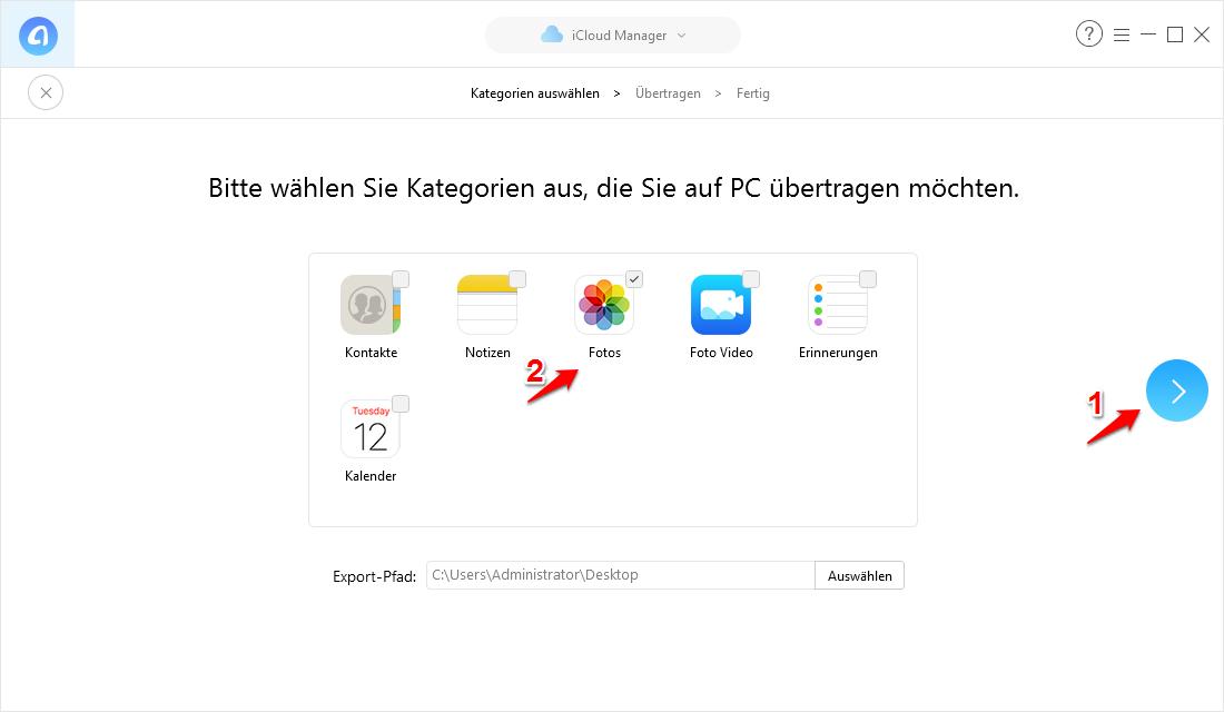 iCloud Fotomediathek synchronisiert nicht und was tun