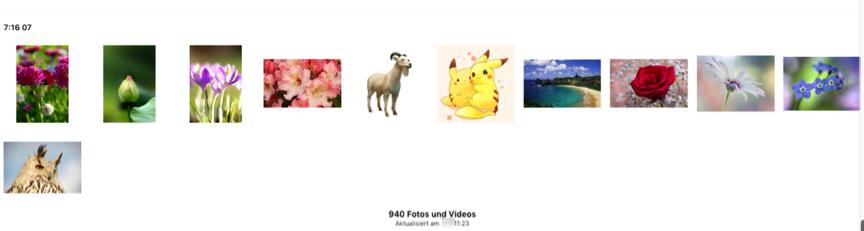 iCloud Fotos werden nicht hochgeladen – Fotos überprüfen