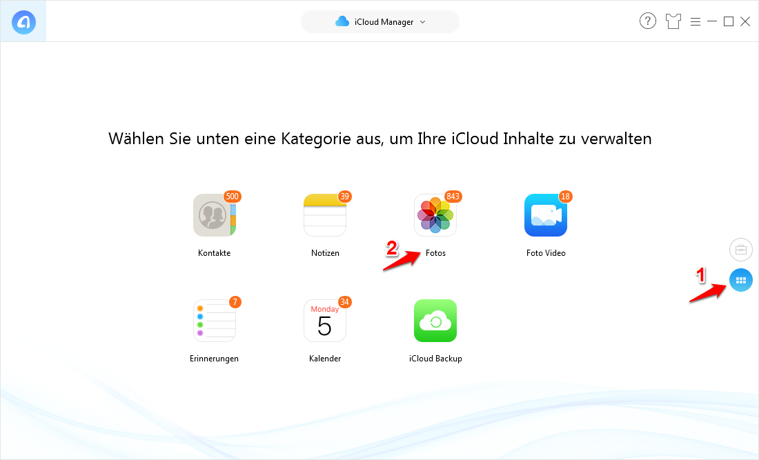 iCloud für Windows Installation Fehler
