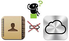 iCloud synchronisiert Kontakte nicht – 4 Tipps