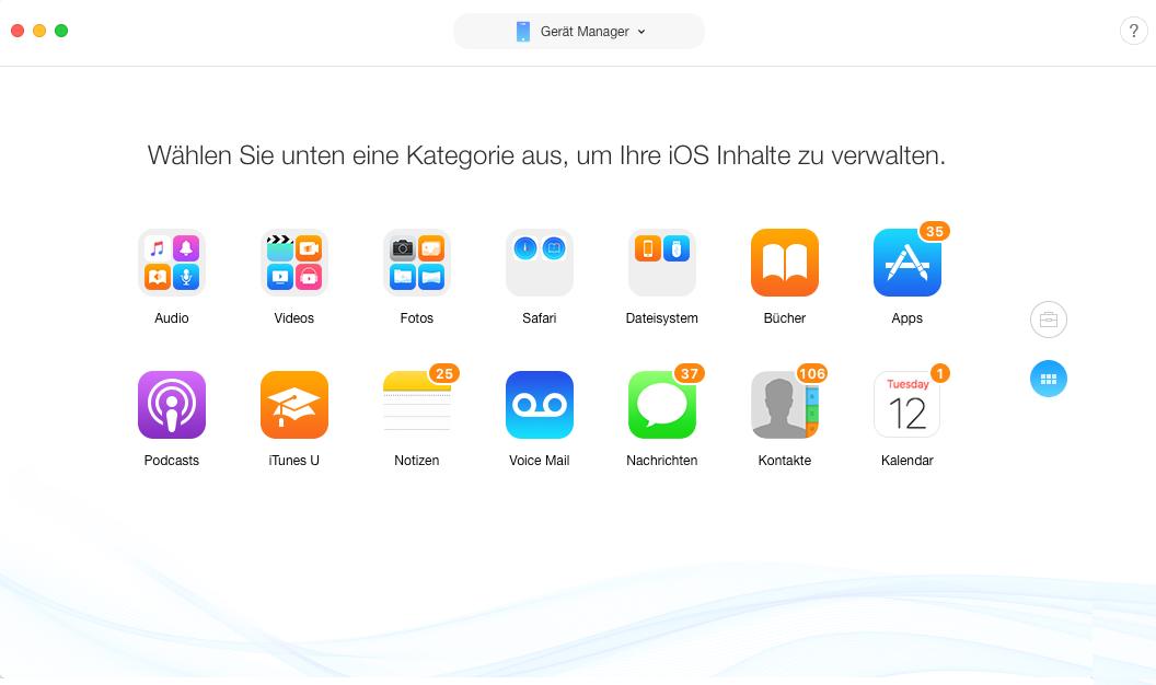 iOS 11/11.1 Apps löschen geht nicht – Schritt 2