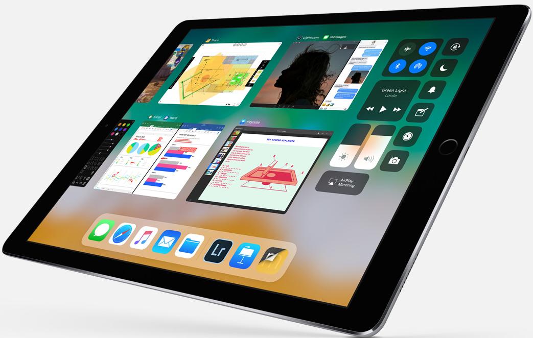 iOS 11/11.1 Split-Screen Multitasking – neues Aussehen