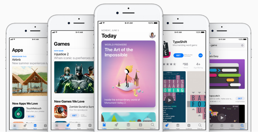 iOS 11 Features: Der neue App Store