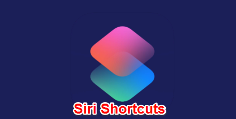 iOS 12 features – Siri Shortcuts